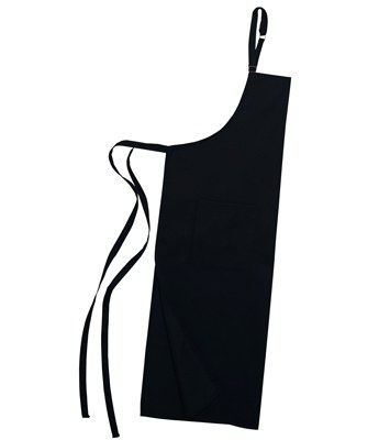 Bib Apron ( With Pocket)