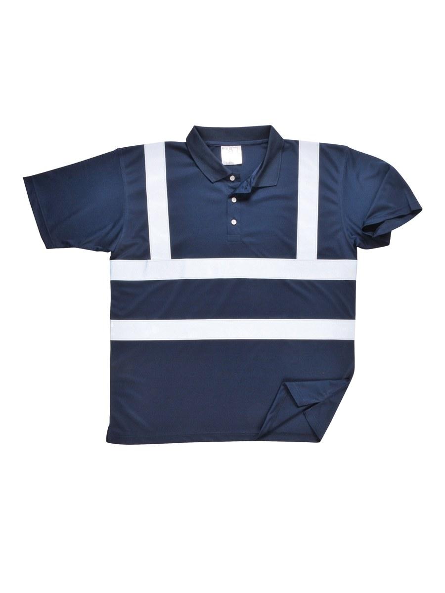 Reflektörlü T-shirt