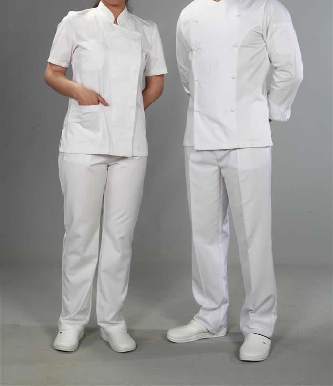 Beyaz Hemşir - Hemşire Kıyafeti