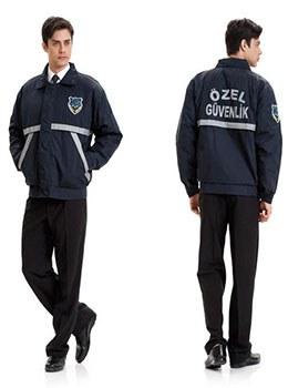 Özel Güvenlik Ceketi
