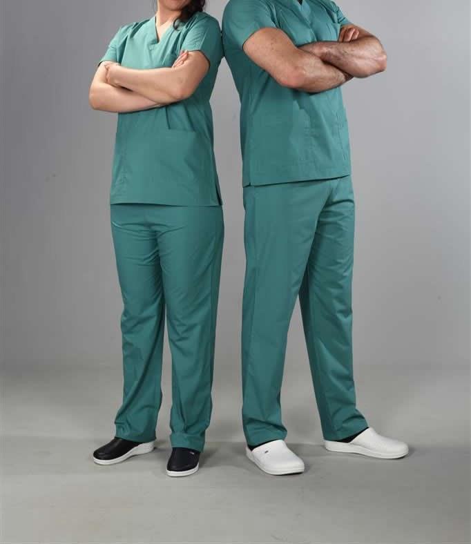 Hastane Kıyafetleri Seti